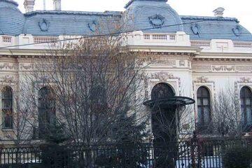 Bucuresti - Casa Oamenilor de Stiinta