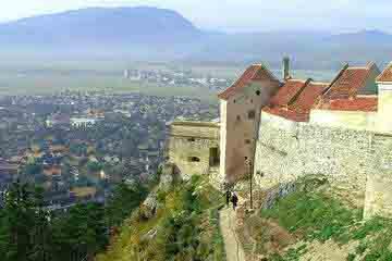 Brasov - Cetatea