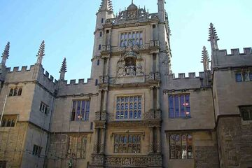 Oxford - The Bodlein Library