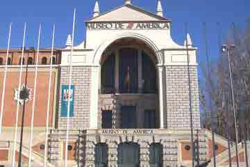 Madrid - Museo de America