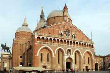 Padova -  Basilica di Sant Antonio
