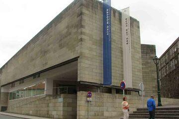 Santiago de Compostela - Centro Gallego de Arte Contemporaneo