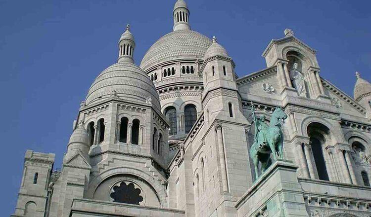 Montmartre si Sacre-Coeur
