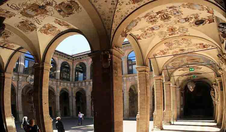 Palazzo dell Archiginnasio