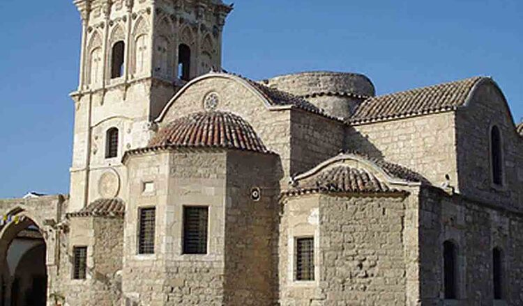 Sf. Lazar Biserica Áyios Lazaros
