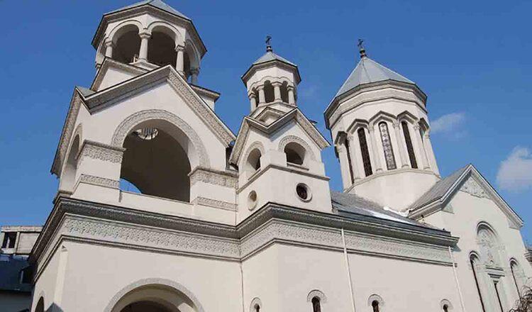 Biserica Armeneasca