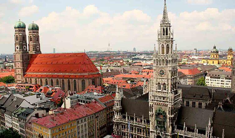 Obiective turistice Munchen din Germania