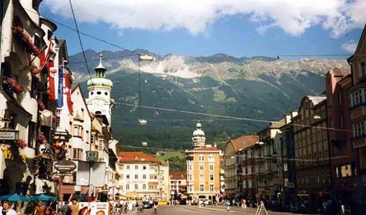 Obiective turistice Innsbruck din Austria