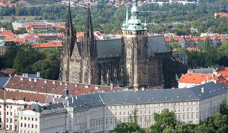 Castelul Praga