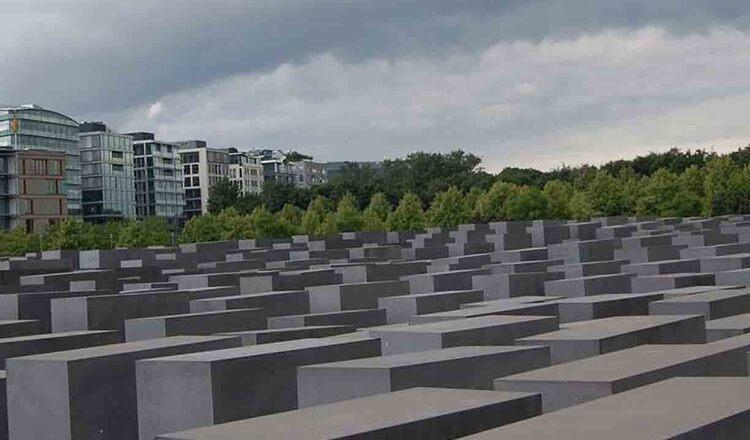 Memorialul evreilor ucisi in Europa