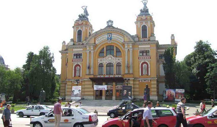 Muzeul National Lucian Blaga
