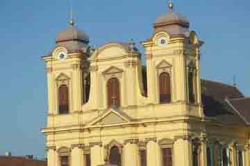 Timisoara - Piata Unirii