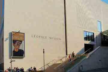 Viena - Muzeul Leopold