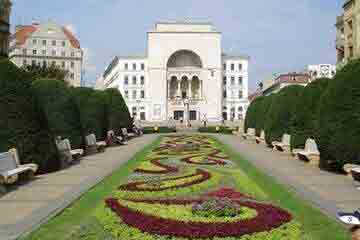 Timisoara - Piata Operei