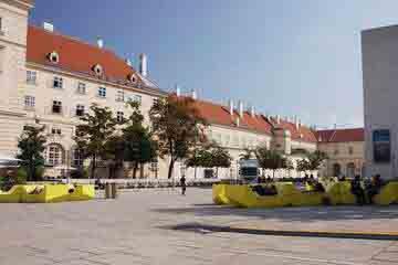 Viena - Museums Quartier