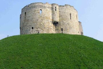 York - Clifford Tower
