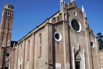 Venetia - Santa Maria Gloriosa dei Frari
