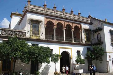 Sevilia - Barrio de Santa Cruz
