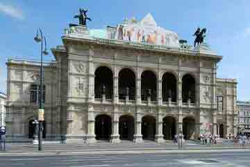 Viena - Opera de Stat din Viena