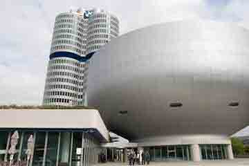 Munchen - BMW Museum
