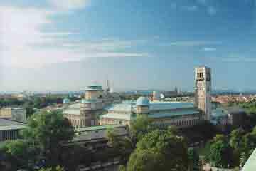 Munchen - Deutsches Museum