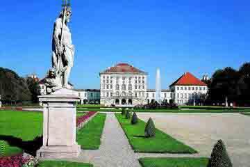 Munchen - Schloss Nymphenburg