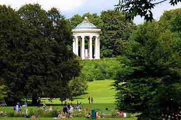 Munchen - Englischer Garten