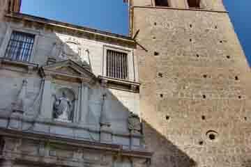 Toledo - Biserica Santo Tome