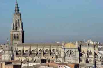 Toledo - Muzeul Catedralei