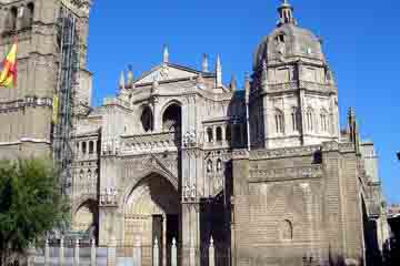 Toledo - Catedrala din Toledo