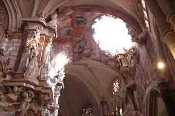 Toledo - El Transparente