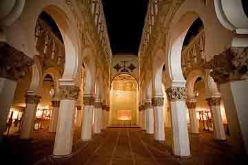 Toledo - Sinagoga de Santa Maria la Blanca
