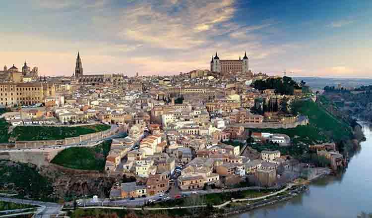 Obiective turistice Toledo din Spania