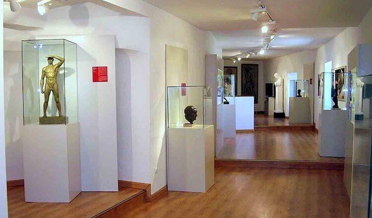 Museo de Escultura Victorio Macho