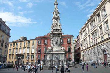 Napoli - Chiesa di Gesù Nuovo