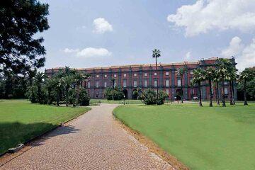 Napoli - Muzeul si Galeria Capodimonte