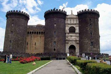 Napoli - Castel Maschio Angioino - Castelnuovo