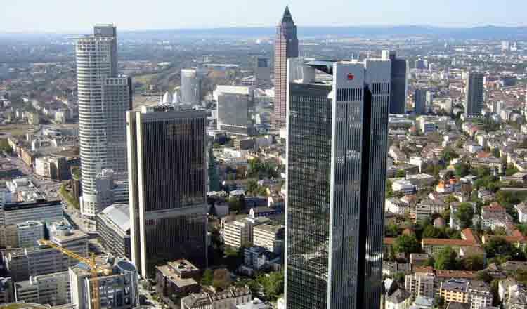 Obiective turistice Frankfurt din Germania