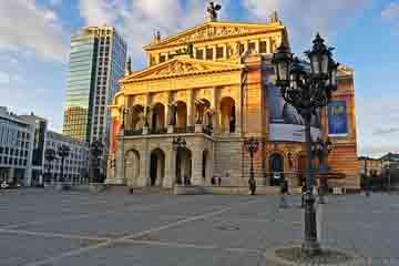 Frankfurt - Vechea Opera