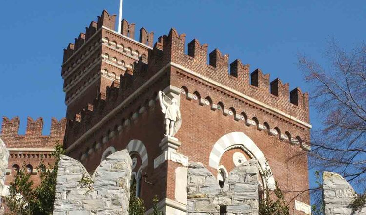 Castello D Albertis