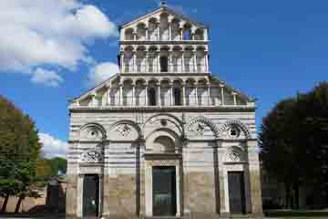 Pisa - Biserica San Paolo a Ripa d Arno