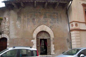 Assisi - Oratorio dei Pellegrini