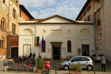 Pisa - Muzeul National San Matteo