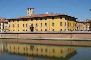 Pisa - Muzeul National Palazzo Reale