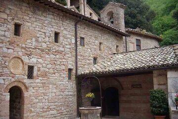 Assisi - Ermeo delle Carceri si Monte Subasio