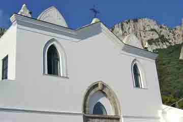 Capri - Chiesa di San Constanzo