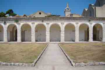 Capri - Certosa di San Giacomo