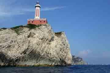 Capri - Punta Carena