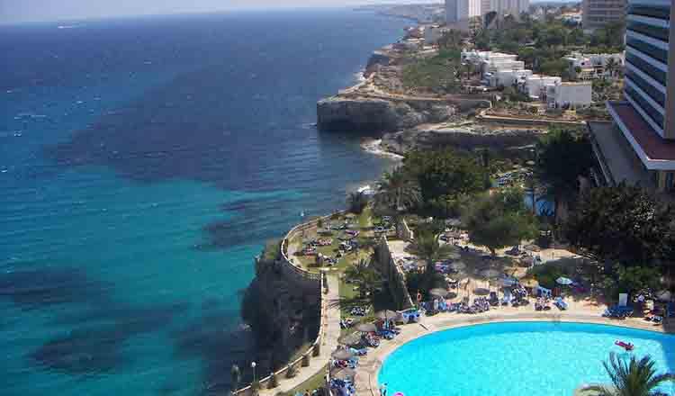 Obiective turistice Palma de Mallorca din Spania