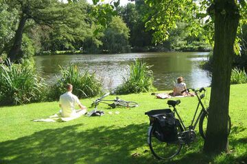 Amsterdam - Parcul Vondel